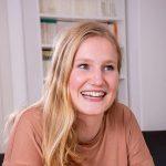 Im Team der AUSzuBILDUNG: Katharina Meichsner