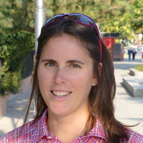 Im Team der AUSzuBILDUNG: Yvonne Dathe